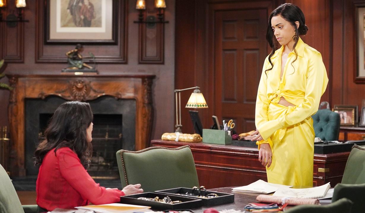 Quinn, Zoe plead for help B&B