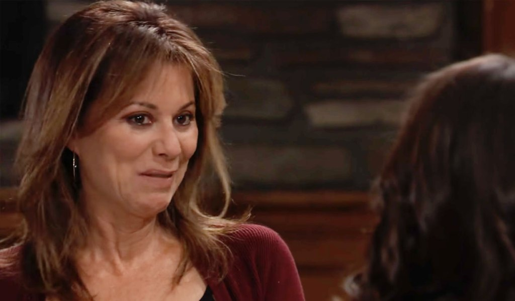 Alexis looks ahead on GH