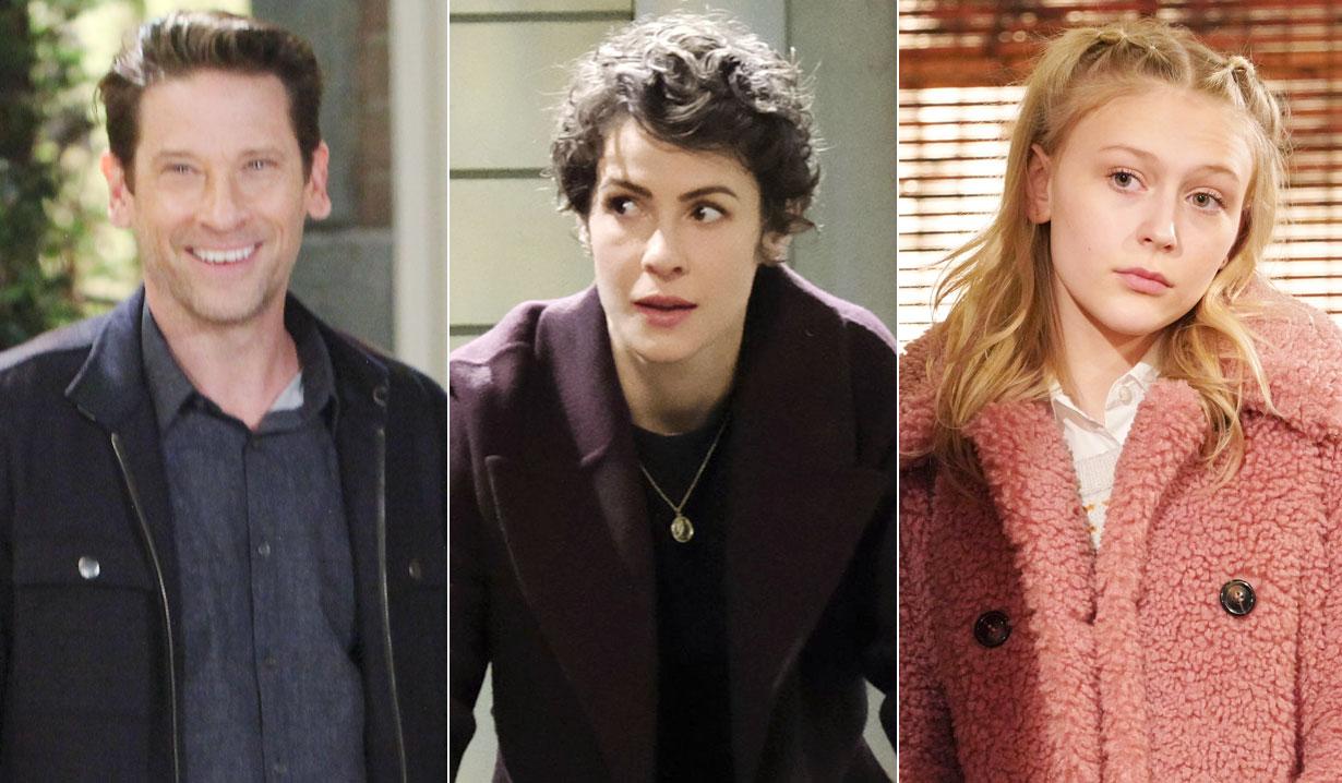 April Shocking Cast Changes
