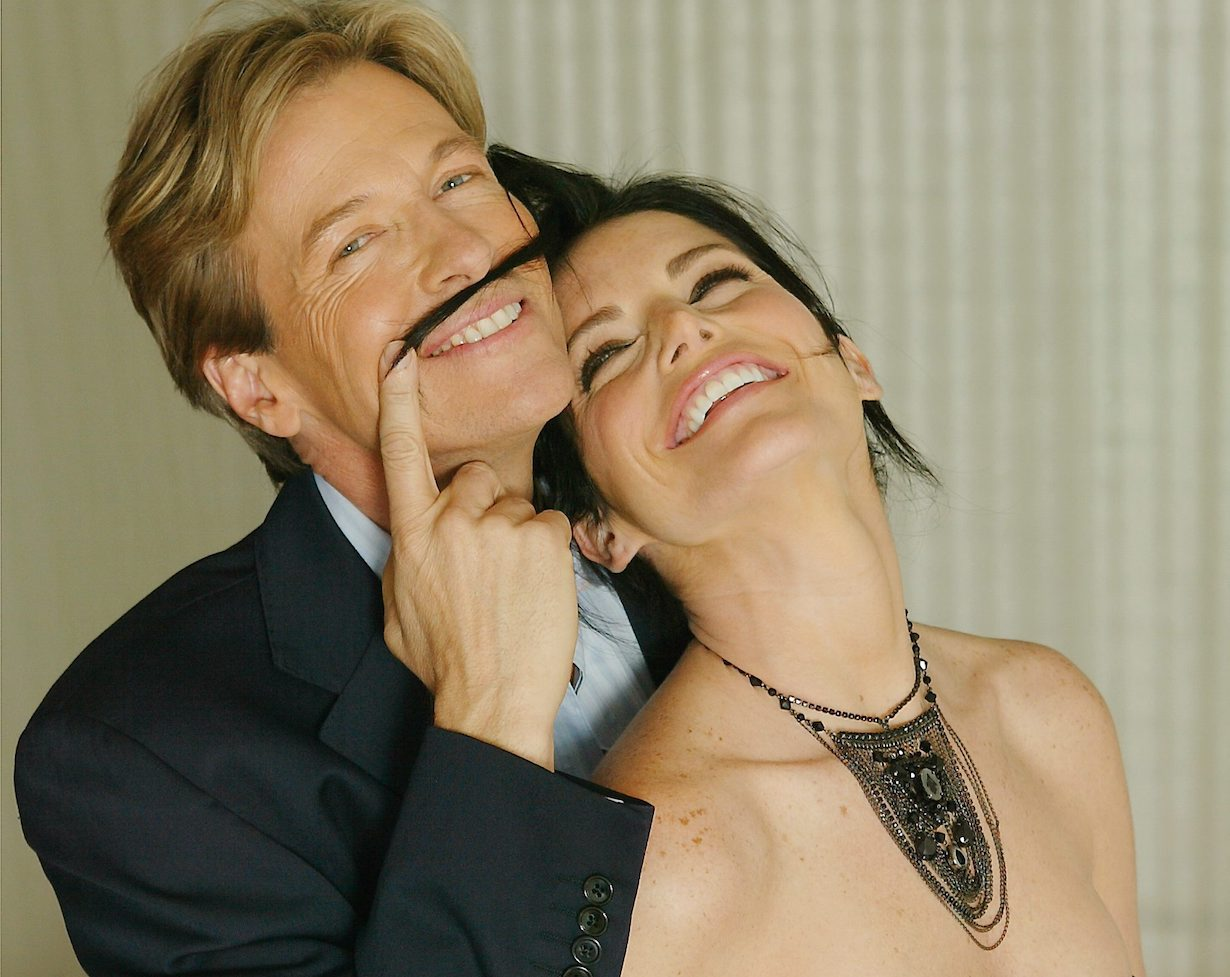 "Lesli Kay, Jack Wagner ""The Bold and the Beautiful"" Photo Shoot JPI Studios West Hollywood 2/27/06 ©John Paschal/jpistudios.com 310-657-9661"