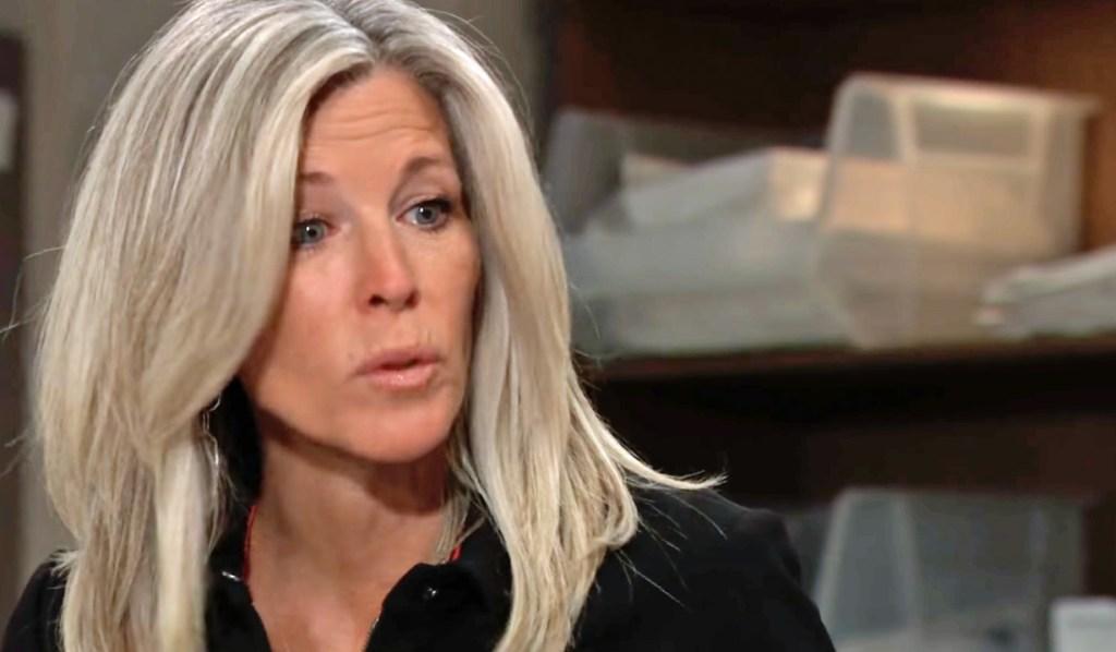 Carly apologizes to Jason GH