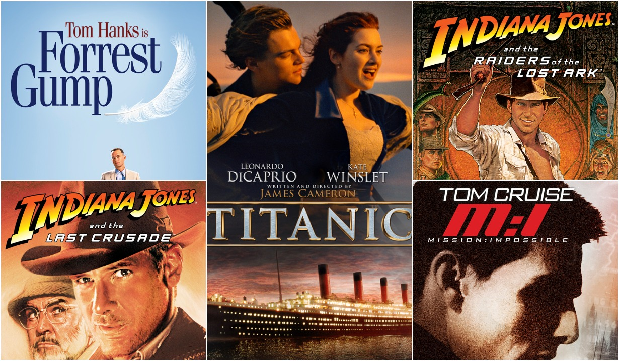 cbs to air five movies during sunday night movie event