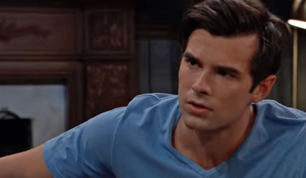 Chase is in trouble on GH