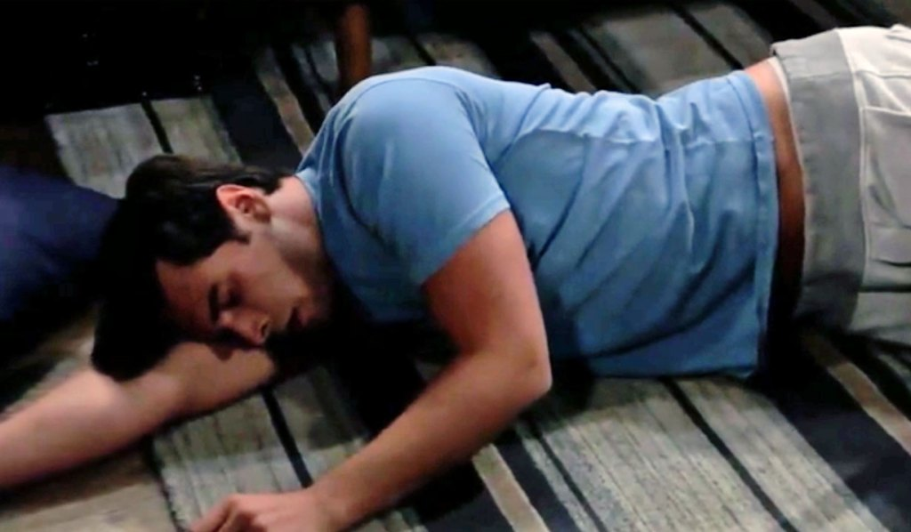 Chase is poisoned on GH
