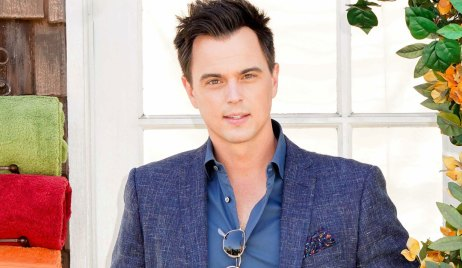 darin brooks jokes with wife kelly and daughter wyatt bb