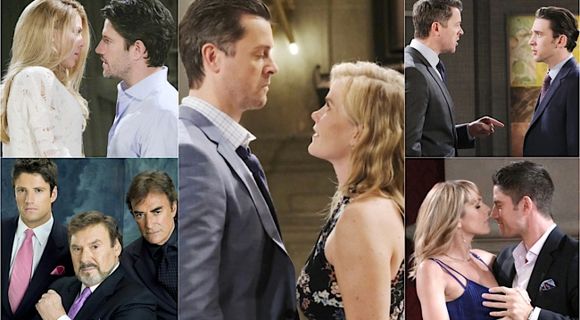 The loves and lives of EJ DiMera on Days of Our Lives
