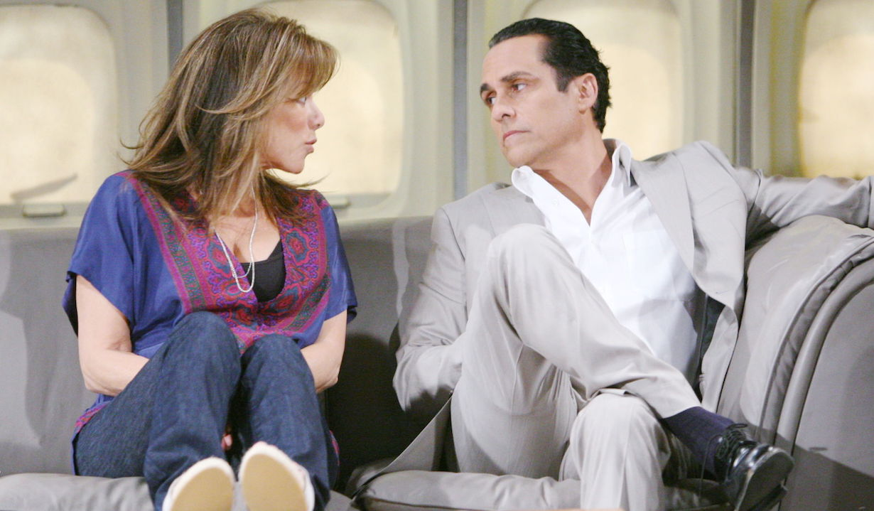 "alexis sonny Nancy Lee Grahn, Maurice Benard""General Hospital"" SetThe Prospect StudiosABC StudiosLos Angeles05/04/11©Howard Wise/jpistudios.com310-657-9661Episode # 12324U.S.Airdate 06/10/11"