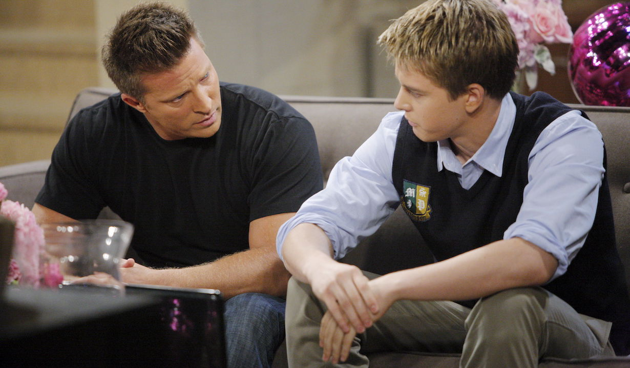 "Steve Burton, Chad Duell ""General Hospital"" 2010 michael jason"