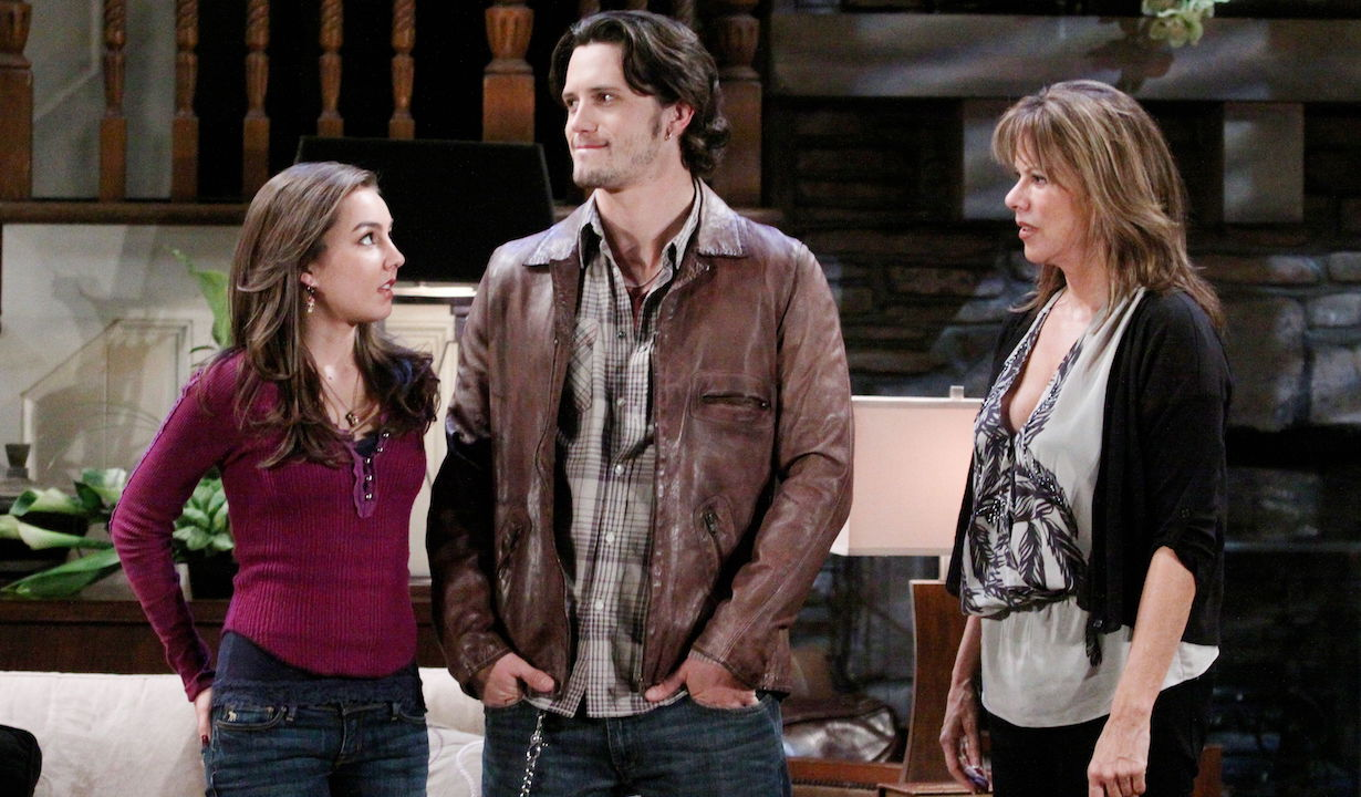 "Nancy Lee Grahn, Lexi Ainsworth, Nathan Parsons""General Hospital"" SetThe Prospect StudiosABC StudiosLos Angeles10/06/11© Paul Skipper/jpistudios.com310-657-9661Episode # 12427U.S.Airdate 11/04/11"