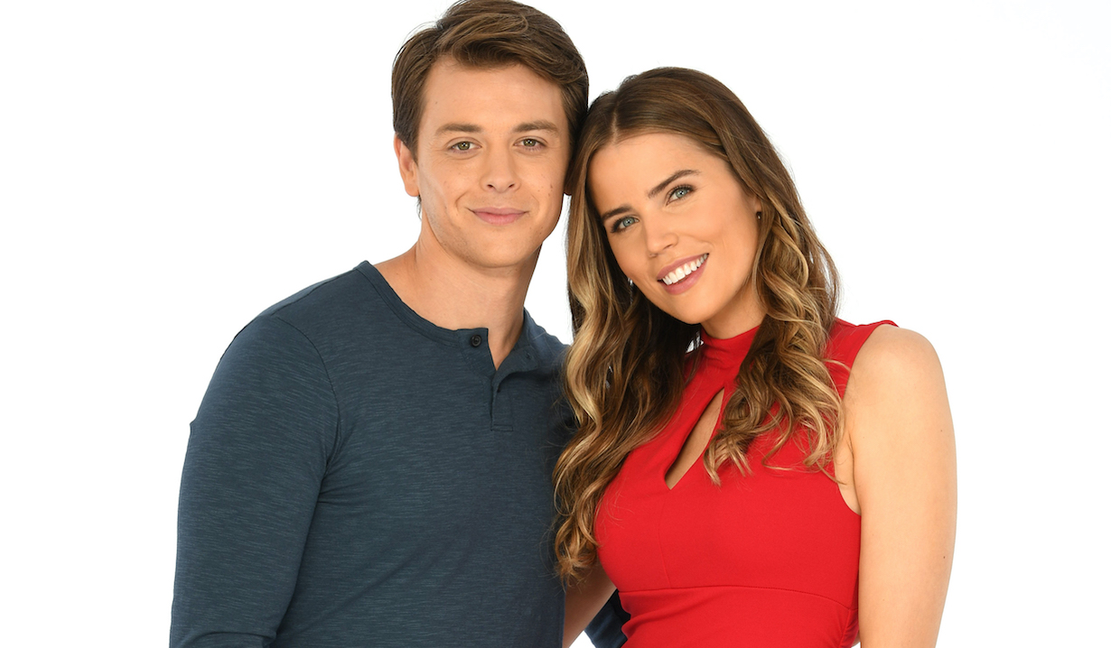 "sasha michael gallery GENERAL HOSPITAL - The Emmy-winning daytime drama ""General Hospital"" airs Monday-Friday (3:00 p.m. - 4:00 p.m., ET) on the ABC Television Network. GH19(ABC/Todd Wawrychuk)CHAD DUELL, SOFIA MATTSSON"