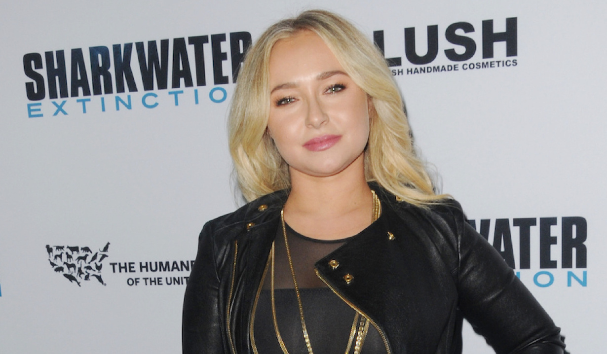 Hayden Panettiere arrives at a screening of Freestyle Releasing's 'Sharkwater Extinction' at the ArcLight Hollywood on January 31, 2019 in Hollywood, California © Jill Johnson/jpistudios.com 310-657-9661