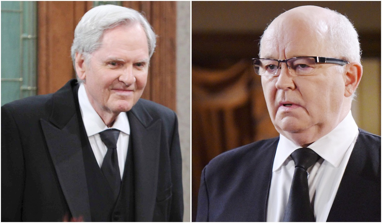 henderson and harold mock employers days of our lives