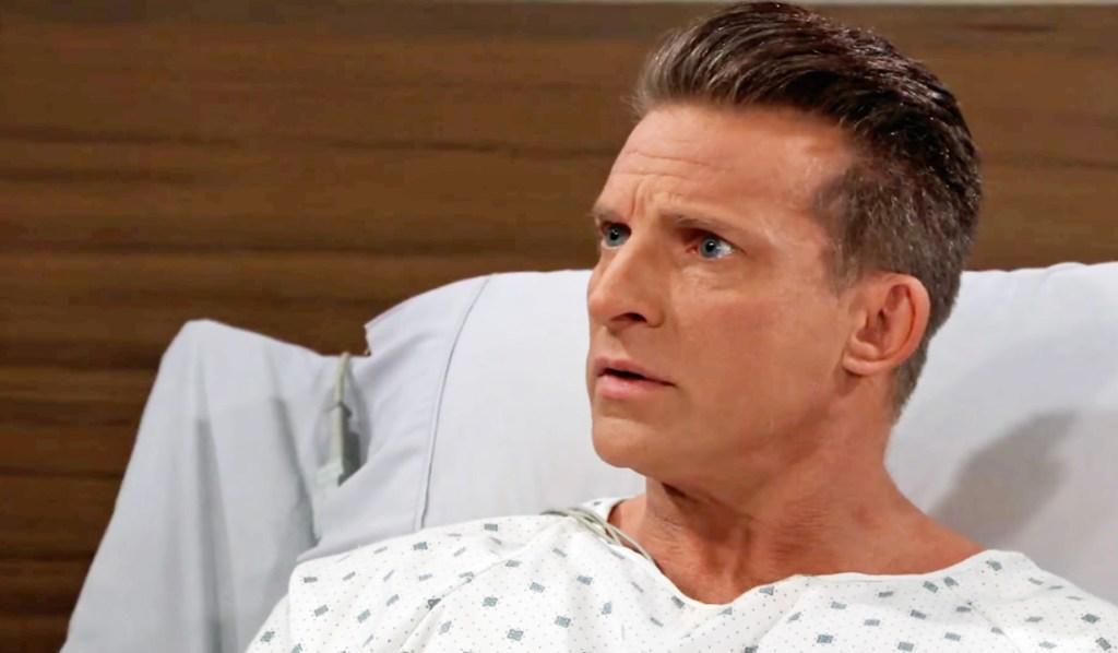 Jason in hospital on GH