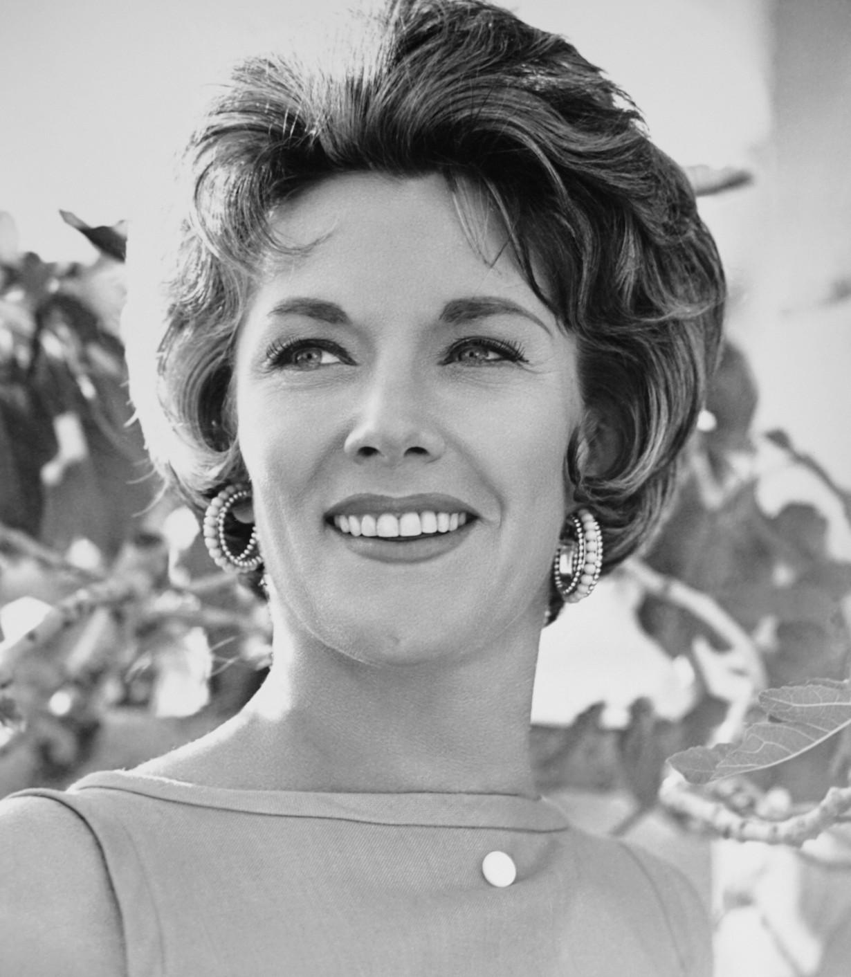 Jeanne Cooper, 1961