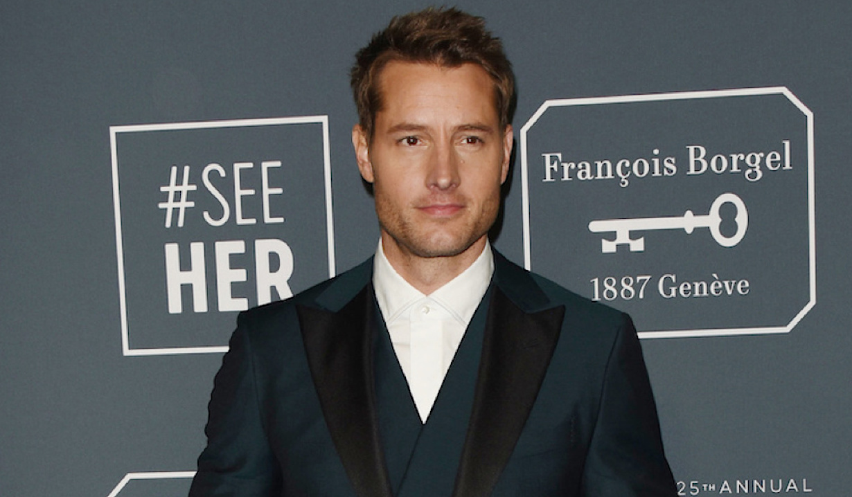 Justin Hartley from Passions to Y&R to This is Us
