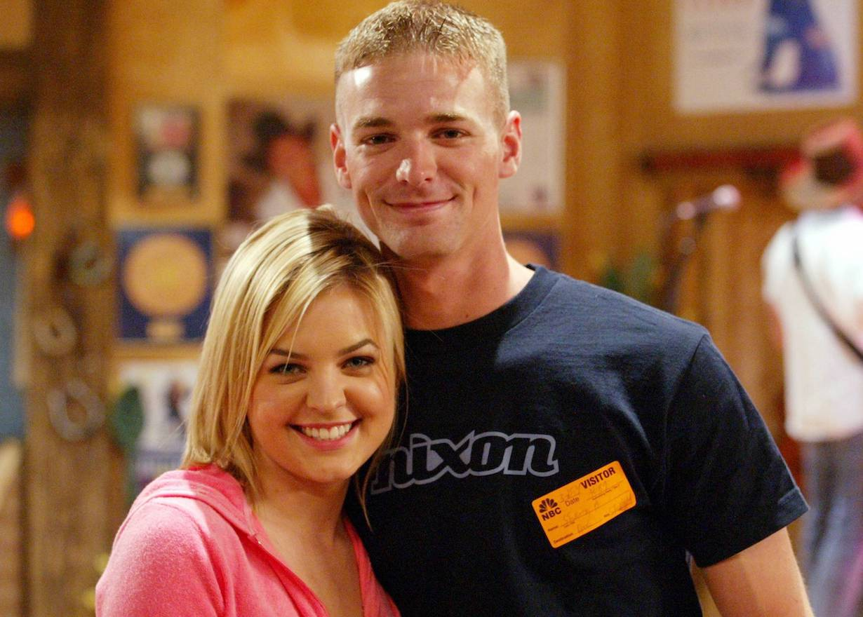 """Kirsten Storms and Brother Austin """"Days of our Lives"""" SetNBC Studios3/25/04©Paul Skipper/JPI310-657-9661"""