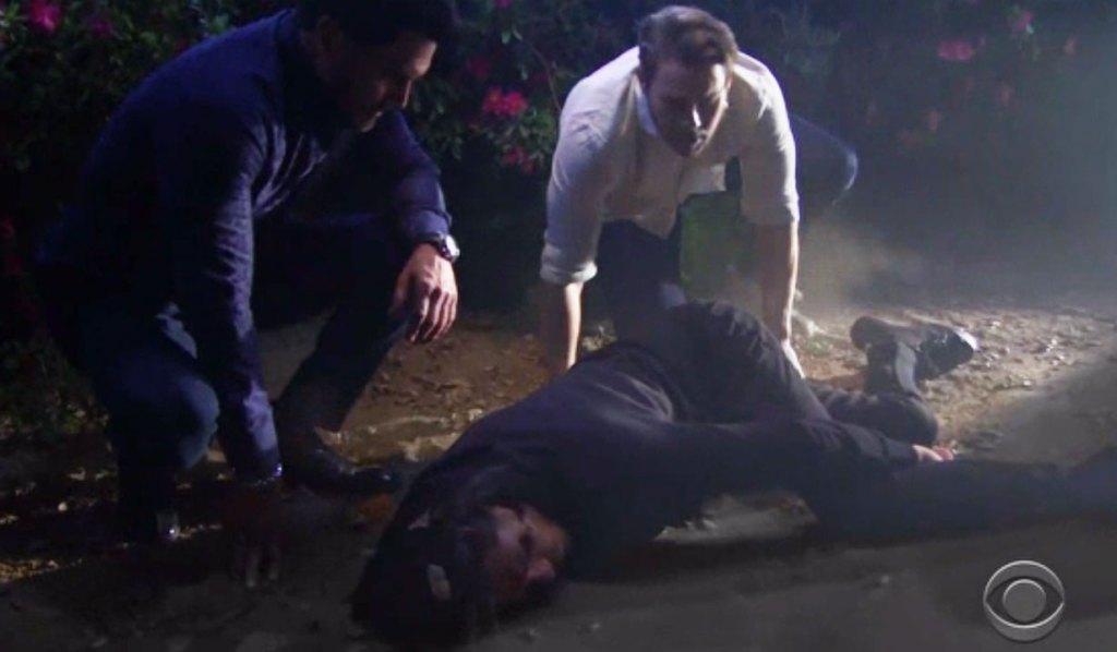 bill, liam, vinny, hit murder mystery bb