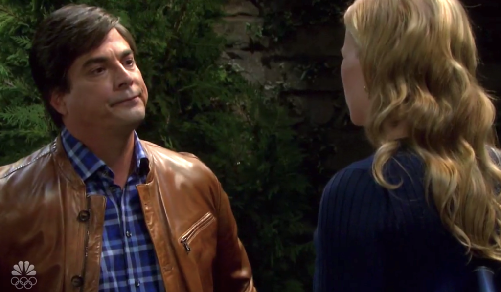 Lucas agrees to Sami's plan on Days of Our Lives
