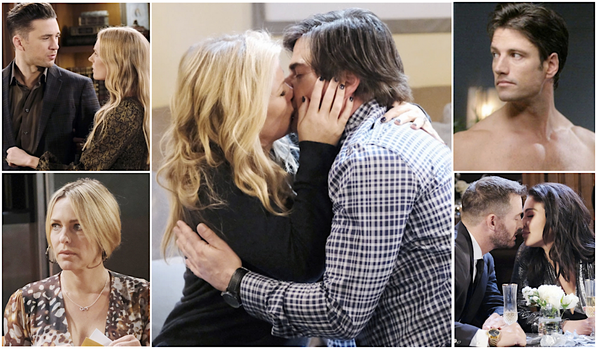 Lumi hook-up far-reaching consequences on Days of Our Lives