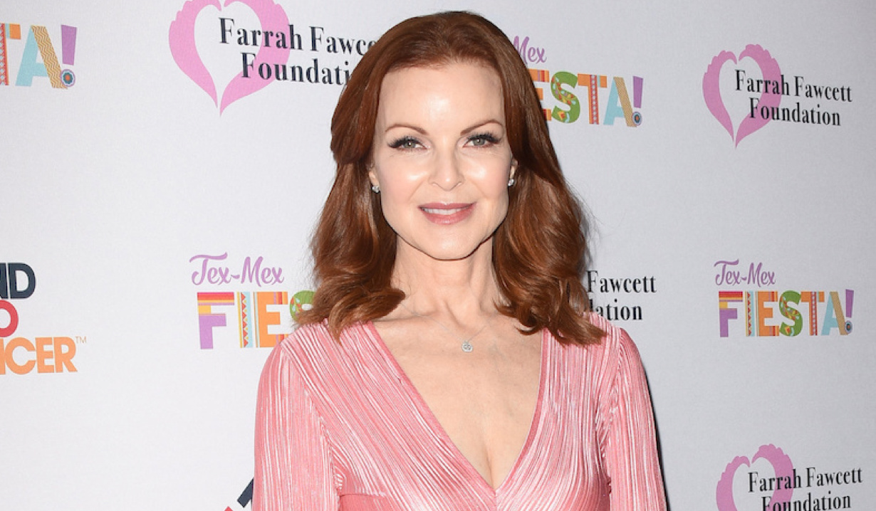 Marcia Cross attends the Farrah Fawcett Foundations Tex Mex Fiesta at the Wallis Annenberg Center for the Performing Arts in Beverly Hills, California on September 06, 2019 in Los Angeles, California © Jill Johnson/jpistudios.com 310-657-9661