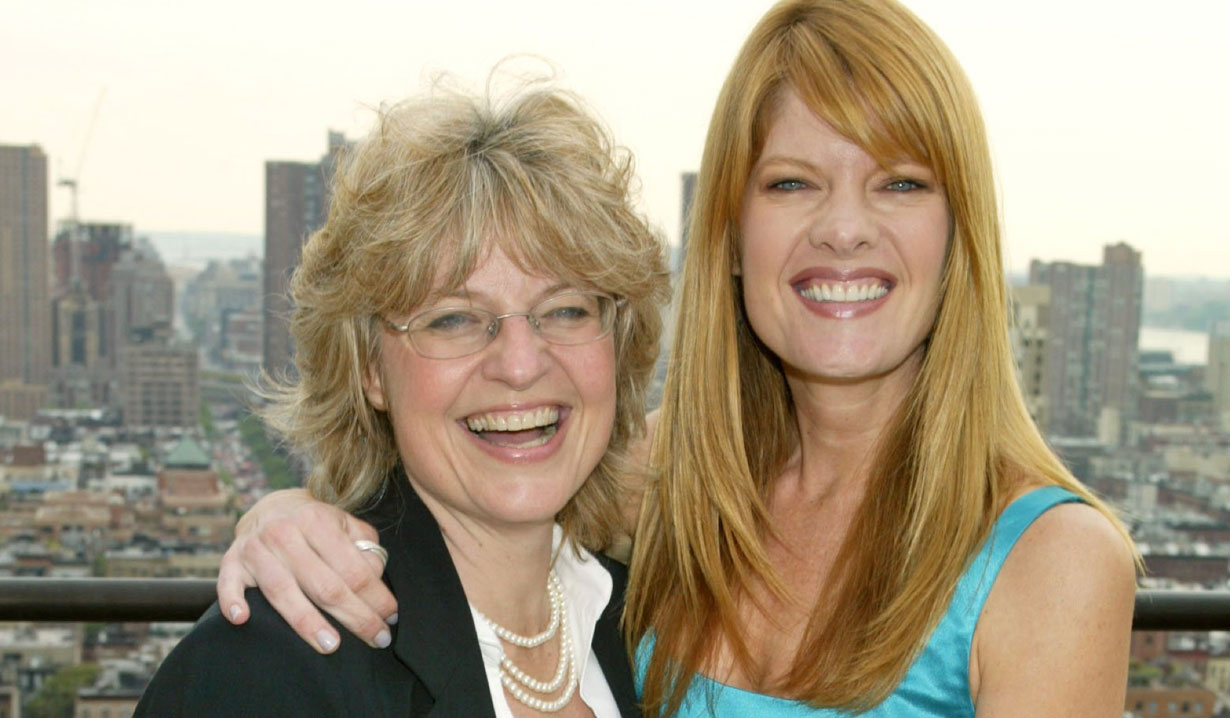 michelle stafford and her sister yr