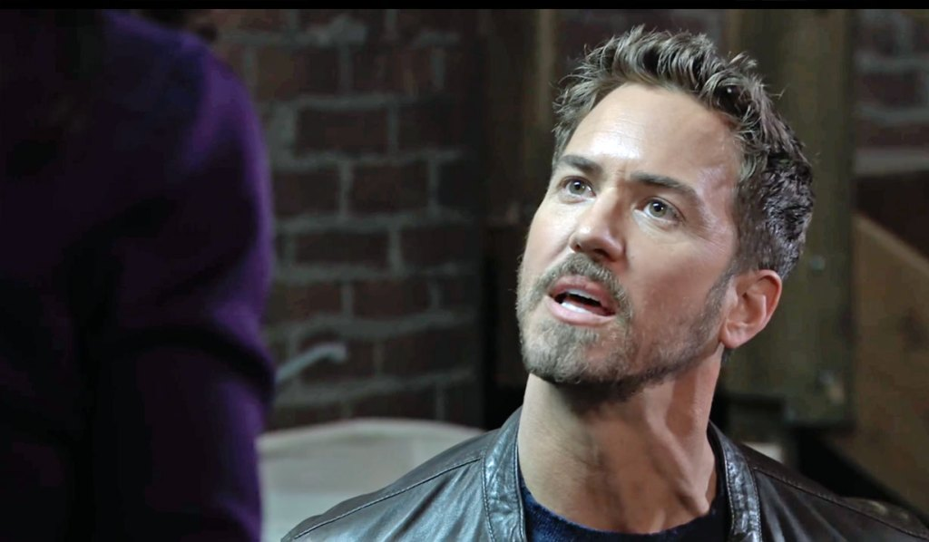 Peter threatens a death on GH