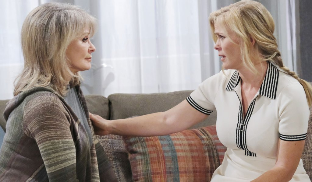 sami and marlena talk at home days