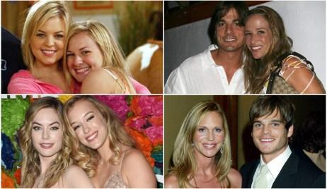 B&B, Days, GH, Y&R, soap opera stars and their sisters