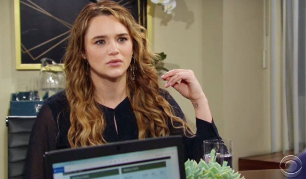 summer talks to kyle about jack and sally Y&R