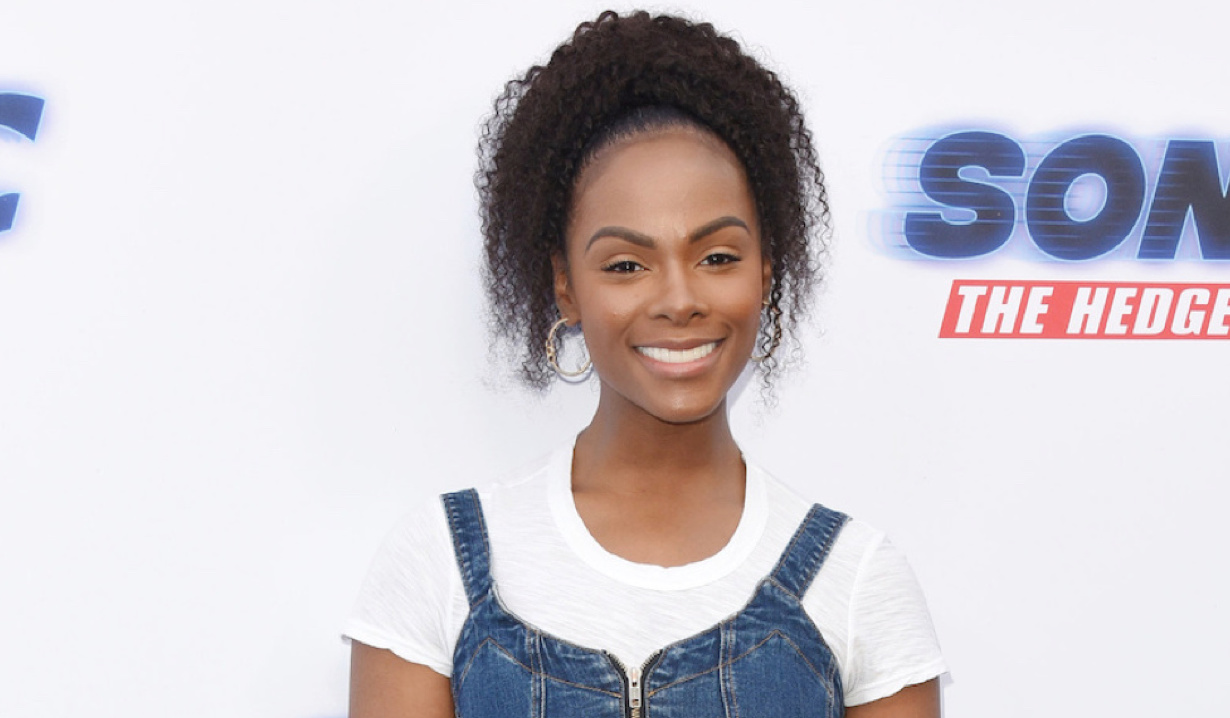 Tika Sumpter from One Life to Live to Mixed-ish