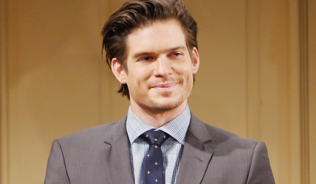 """theo Tyler Johnson """"The Young and the Restless"""" Set CBS television CityLos Angeles11/03/20© Howard Wise/jpistudios.com310-657-9661Episode # 12005U.S. Airdate 12/08/20"""