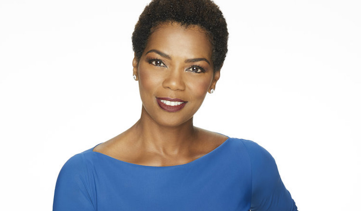 DAYS OF OUR LIVES -- Season: 52 -- Pictured: Vanessa Williams as Dr. Valerie Grant -- (Photo by: Chris Haston/NBC)