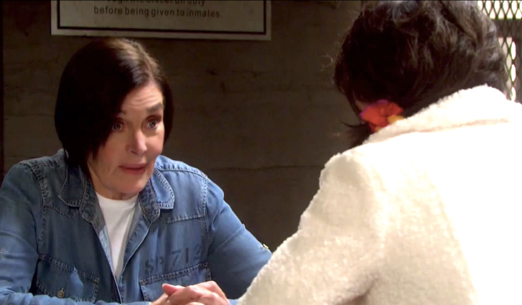 Vivian threatens Kristen on Days of Our Lives