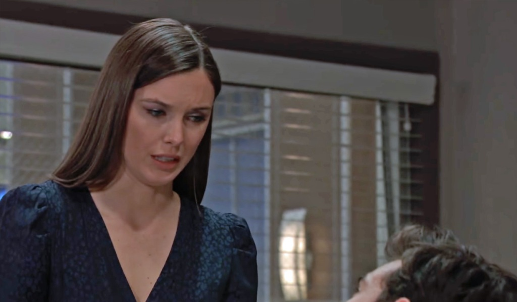 Willow has a confession GH
