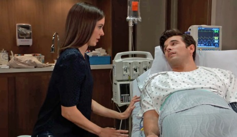 Willow breaks Chase's heart GH
