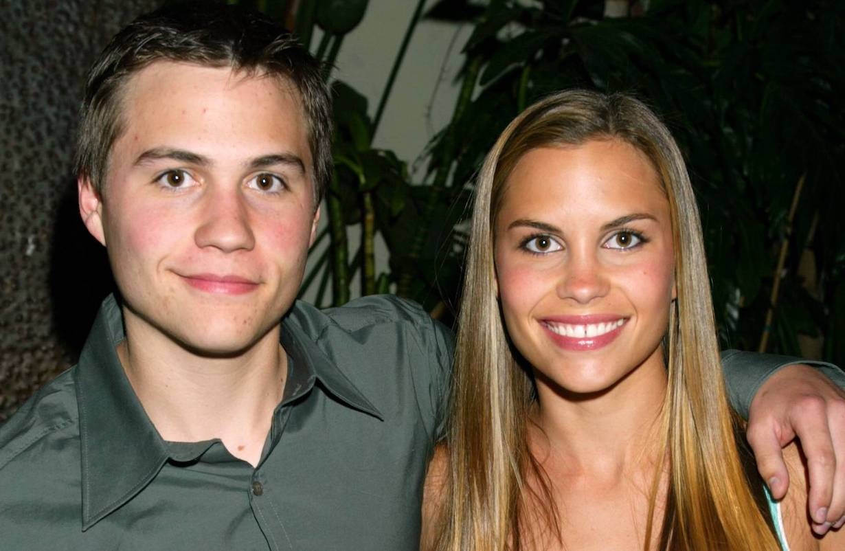 """Ashley Bashioum and Brother Ben""""The Young and the Restless"""" 31st. Anniv. PartySunset RoomHollywood, Ca3/13/04©Aaron Montgomery/JPI310-657-9661"""