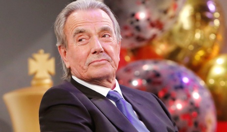Eric Braeden at the 40th Anniversary Celebration of Eric Braeden Starring on The Young and the Restless on the set at CBS Television City on February 7, 2020© Howard Wise/jpistudios.com310-657-9661