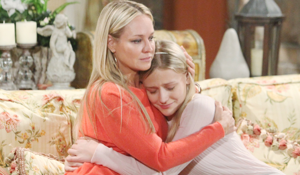 "yr faith Alyvia Alyn Lind, Sharon Case""The Young and the Restless"" Set CBS television CityLos Angeles12/05/19© Howard Wise/jpistudios.com310-657-9661Episode # 11859U.S. Airdate 01/17/20"