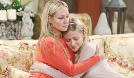 """yr faith Alyvia Alyn Lind, Sharon Case""""The Young and the Restless"""" Set CBS television CityLos Angeles12/05/19© Howard Wise/jpistudios.com310-657-9661Episode # 11859U.S. Airdate 01/17/20"""