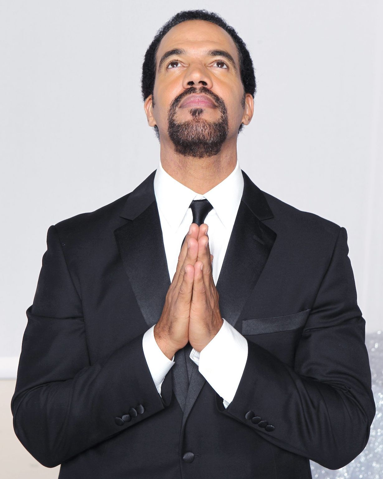"Kristoff St John ""The Young and the Restless"" Set 40th Anniversary Cast Photo Gallery Shoot CBS television City Los Angeles 12/10/12 © John Paschal/jpistudios.com 310-657-9661"