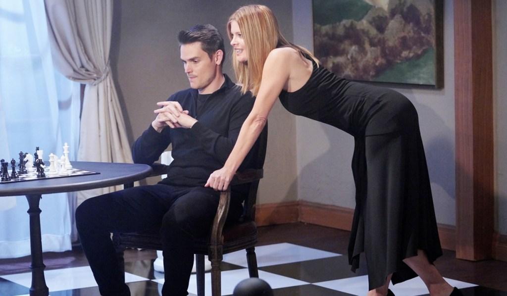 Adam, Phyllis chess Y&R