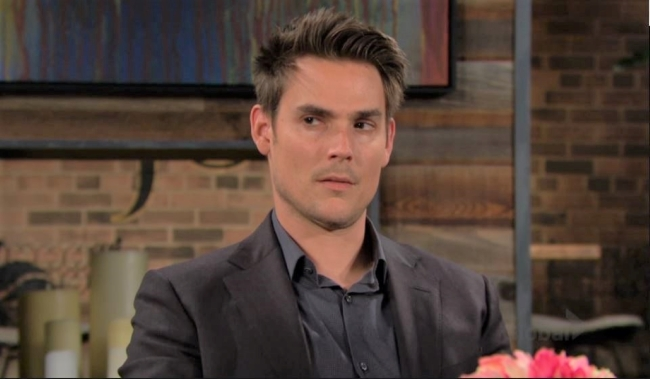 Adam and Victor talk business at Society Y&R