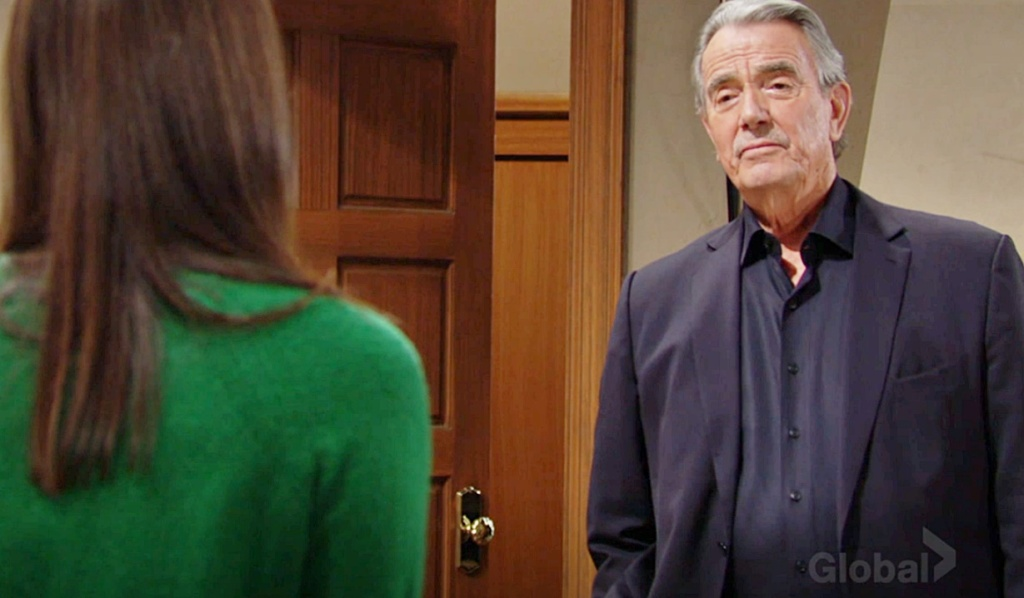 Chelsea, Victor square off Y&R