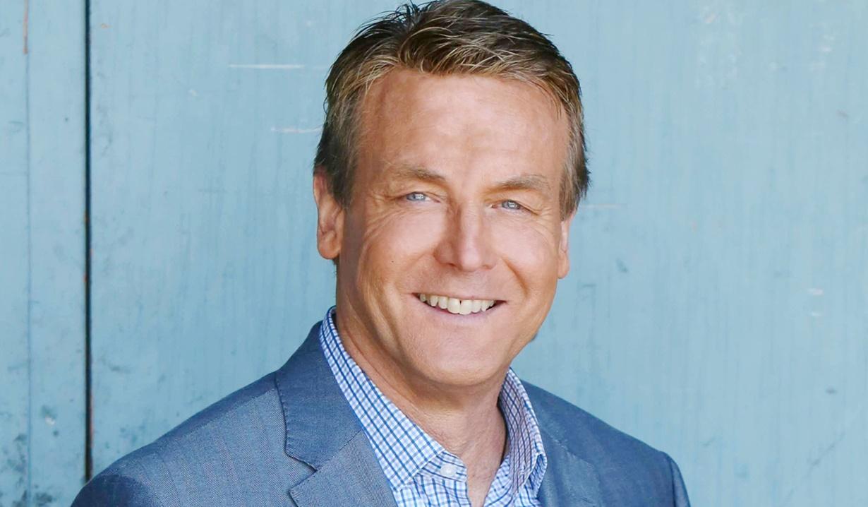 Doug Davidson reunites Steve Ford Y&R
