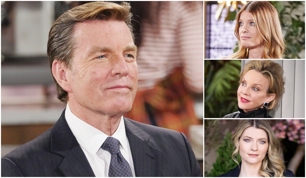 Jack, Phyllis, Gloria, Tara next love Y&R
