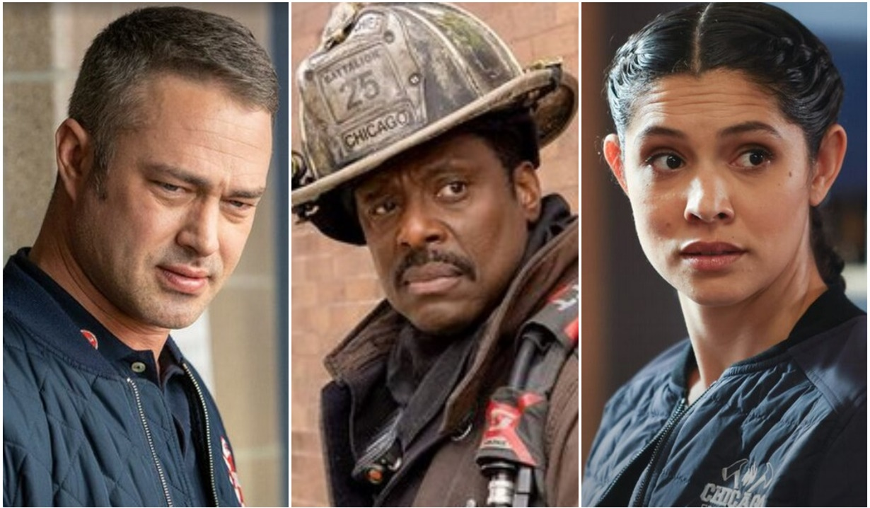 Kelly, Bowden, Stella, Chicago Fire
