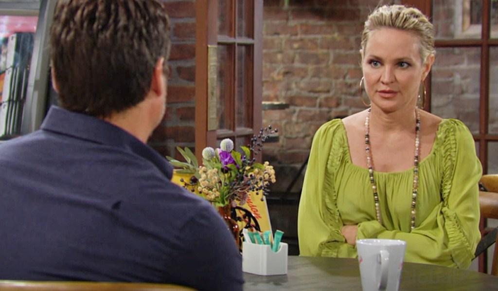 Nick, Sharon discuss Summer Y&R