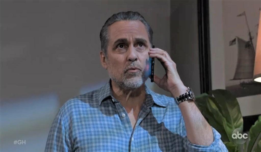 Sonny gets a call from Nina at Tan-O General Hospital