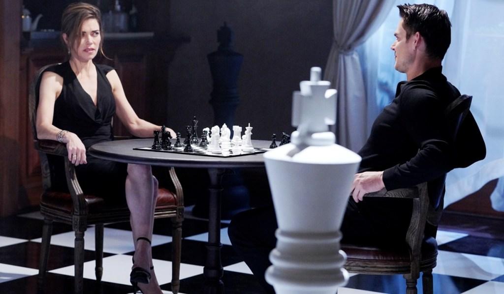Victoria, Adam chess Y&R