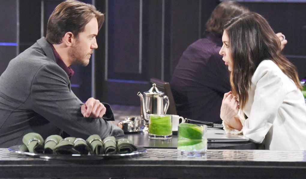 anna is suspicious of peter gh